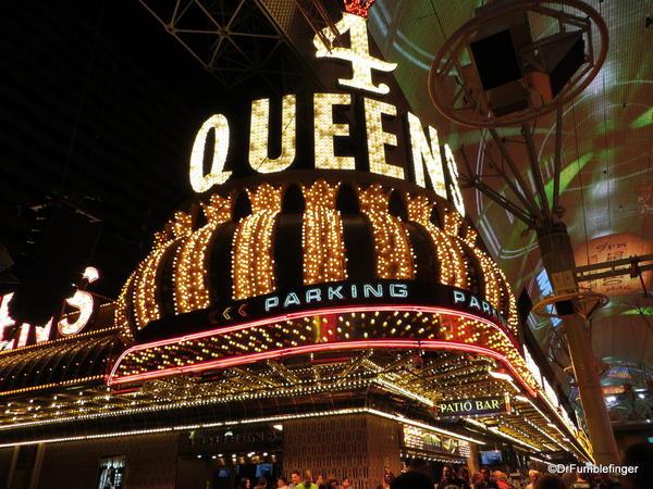 Downtown Vegas -- 4 Queens