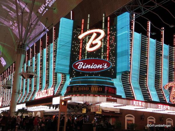 Downtown Vegas -- Binion's