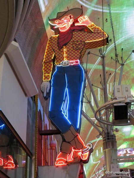 Downtown Vegas -- Freemont Street