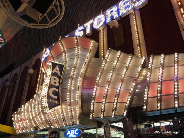 Downtown Vegas -- ABC Store