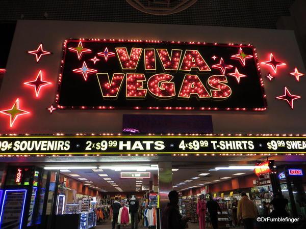 Downtown Vegas -- Viva Vegas