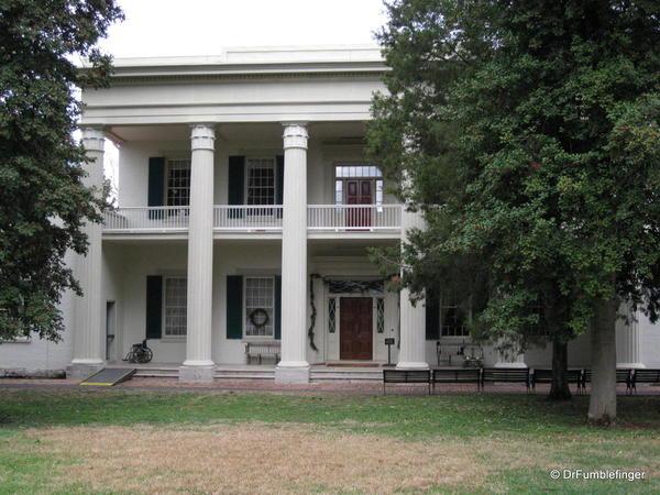 The Hermitage. President Andrew Jackson's home