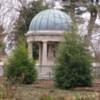 The Hermitage.  President Andrew Jackson's grave
