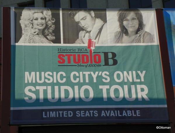 Nashville RCA Studio B