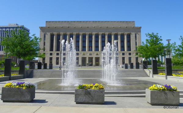 Nashville Courthouse and City Hall