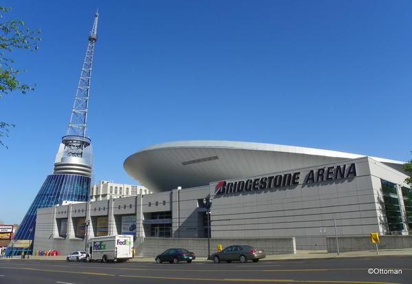 Nashville Downtown, Bridgestone Arena