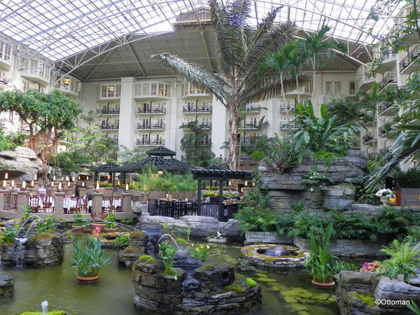 Opryland Hotel, Nashville