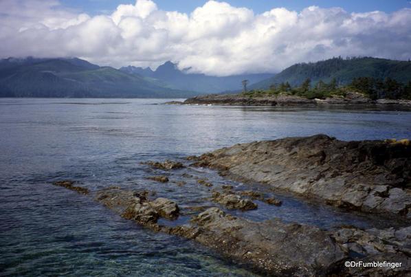Louise Island, Haida Gwaii, Skedans Village