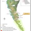 Location of Skedans, Haida Gwaii