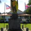 King Kamehameha Statue: Kapaau, Hawaii Island, Hawaii