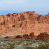 The characteristic rock, Valley of Fire State Park
