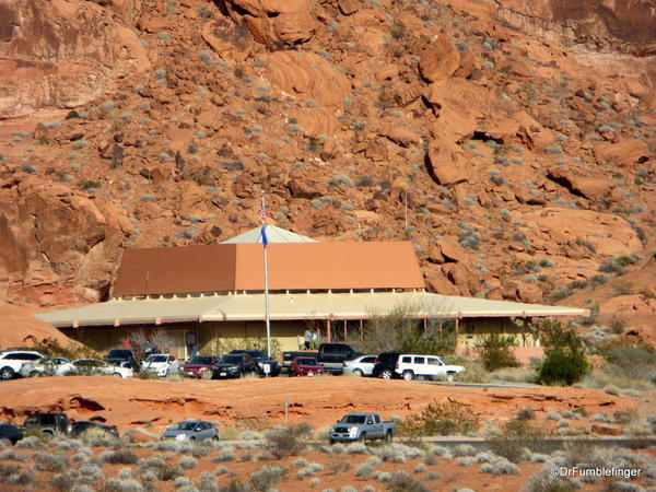 Visitor Center, Valley of Fire State Park
