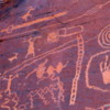 Valley of Fire State Park, petroglyphs