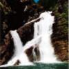Cameron Falls: Waterton