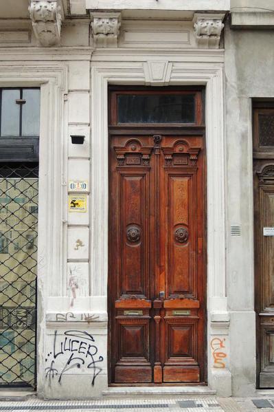 Doors of Argentina, Buenos Aires. San Telmo
