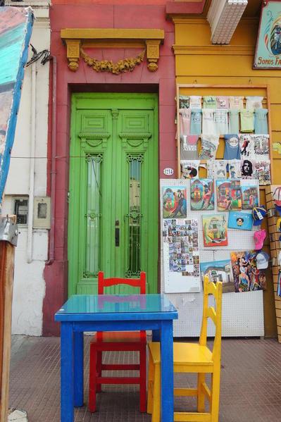 Doors of Argentina, Buenos Aires. La Boca