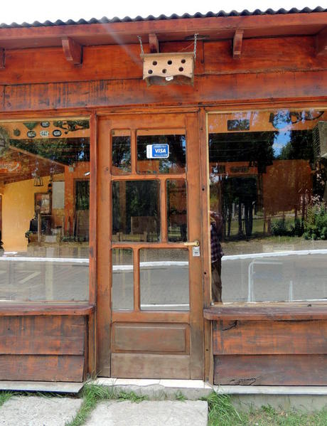 Doors of Argentina, El Califate
