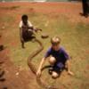 Snake charmer, Galle