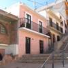 Zacatecas, Mexico -- stairs