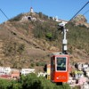 Zacatecas, Mexico -- Cable Car