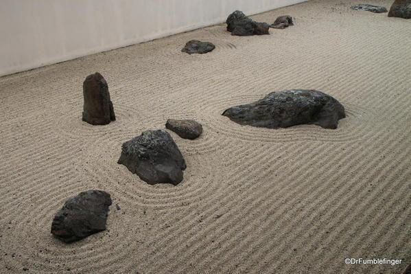 Nikka Yuko Japanese Garden, Lethbridge. Rock Garden