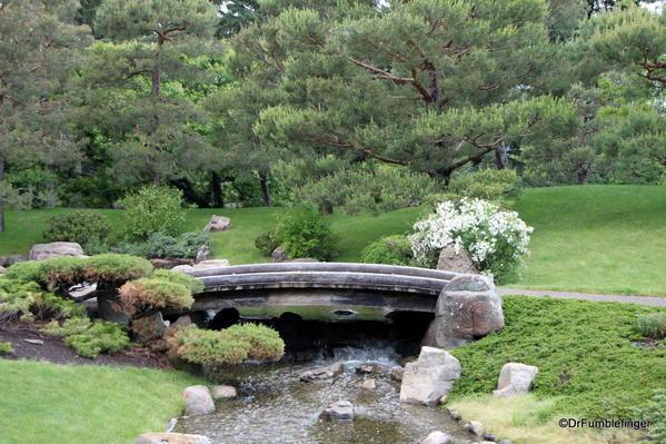 Nikka Yuko Japanese Garden, Lethbridge.
