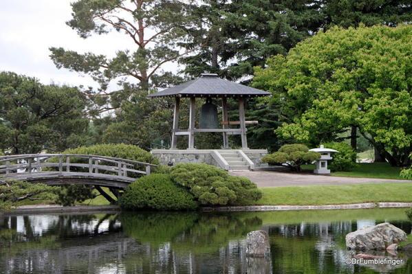 Nikka Yuko Japanese Garden, Lethbridge. Bell