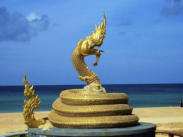 Thai Spirit Guardian