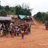 Akha village children