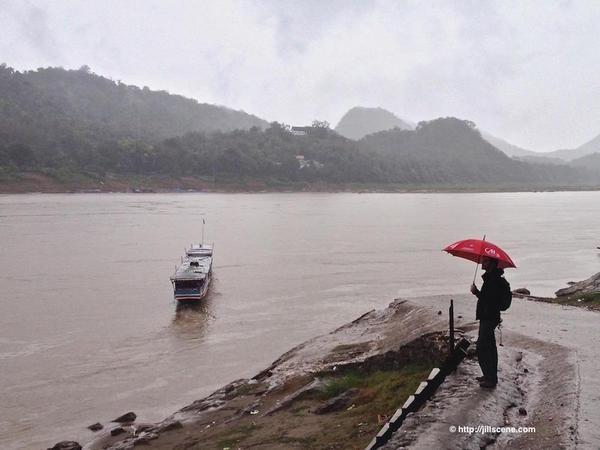 6). Rain on the Mekong