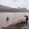 Rain on the Mekong