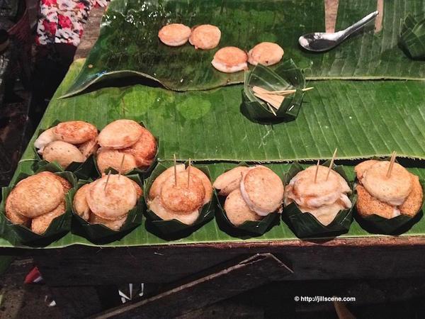 12). Coconut dumplings