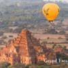 Floating Over Bagan's 4.000 Temples, Myanmar