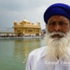The Golden Temple In Amritsar, Punjab, India