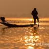 Fishermen In The Mist, Myanmar