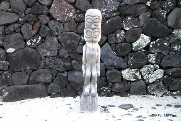 Pu`uhonua O Hōnaunau National Historical Park
