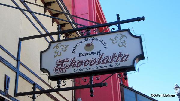 La Chocolatta, Puenta Arenas, Chile