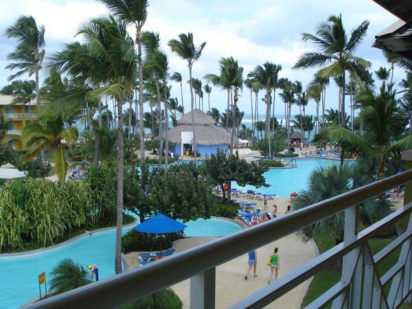 Punta Cana in the Dominican Republic.