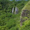 Opaekaa Falls: Kauai, Hawaii