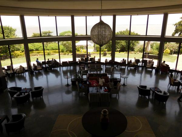 Interior of Haile Resort