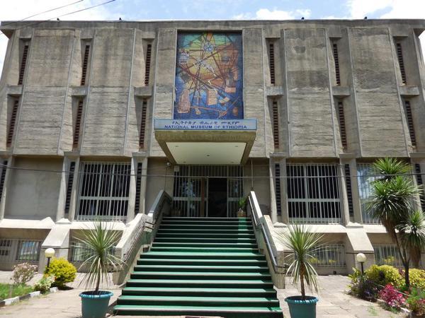 2015-05 Ethiopian National Museum 01