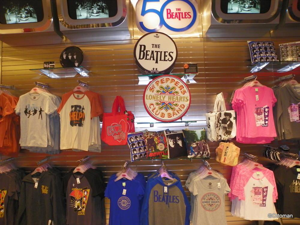 the beatles merchandise australia