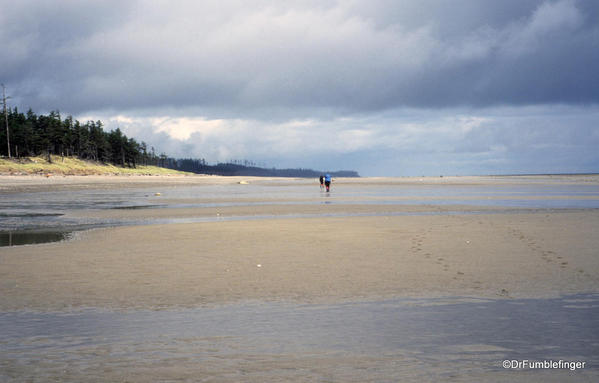 East Beach Trail, Haida Gwaii