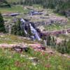 Logan Pass: Glacier National Park, Montana