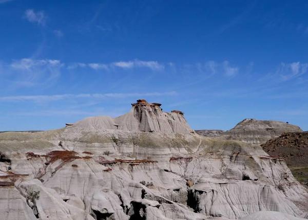 Badlands, Dinosaur Provincial Park, Alberta