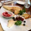 Taste cheese: Cheese Plate with Raspberry Jam