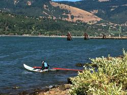 Water Sports in Hood River