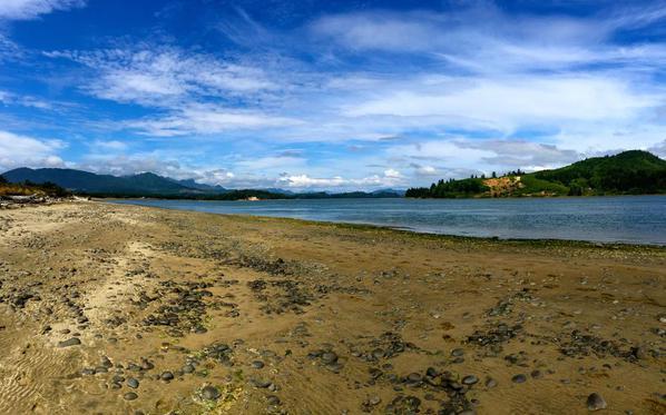 Nehalem Bay