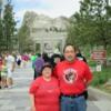 Mt. Rushmore entrance
