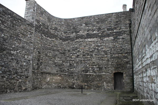 Place of execution of the leaders of the 1916 uprising, Kilmainham Gaol, Dublin